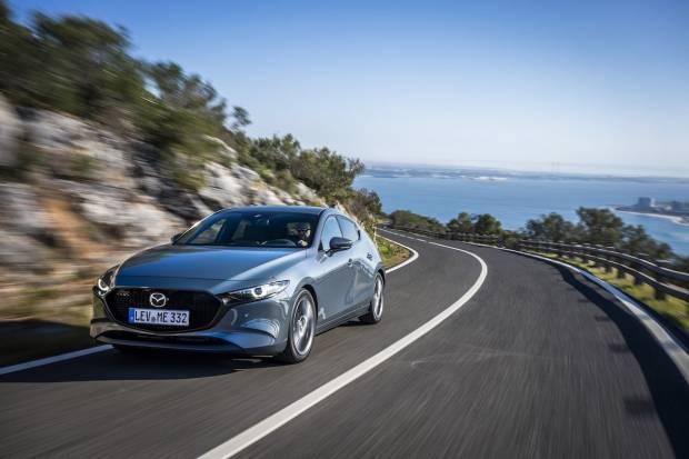 Nuevo Mazda 3 con motor Skyactiv-X de 180 CV