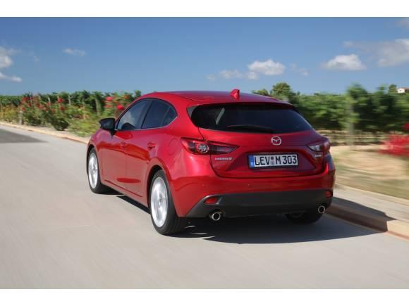 Prueba de gama: Nuevo Mazda 3, con calidad y tacto deportivo
