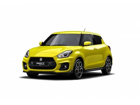 Prueba nuevo Suzuki Swift Sport 2018