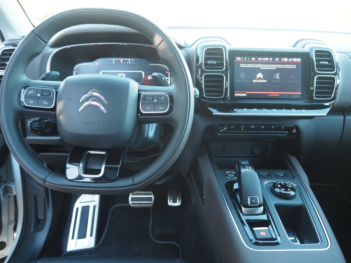 Prueba Citroën C5 Aircross