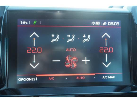 Prueba 10 del Citroën C5 Aircross