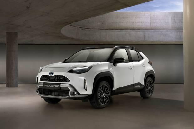 Dos nuevos acabados para el Toyota Yaris Cross: Adventure y Premiere Edition