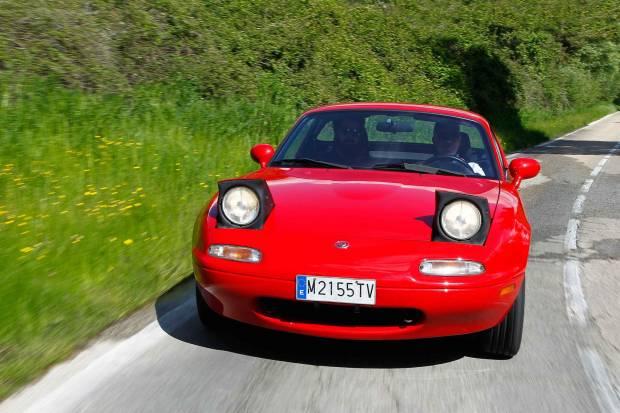 Mazda MX5 NA ¿capricho o inversión?