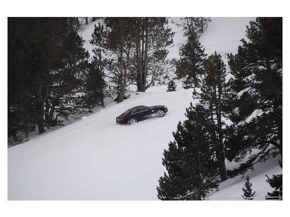 Curso de conducción segura de Audi