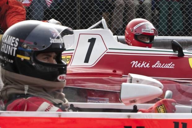 Vídeo: Primer tráiler oficial de Rush, película sobre Niki Lauda y la F1