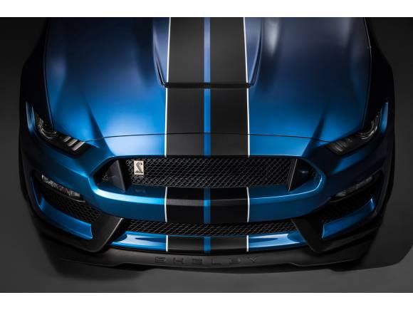 Shelby GT350R Mustang, el Mustang más rápido de la historia