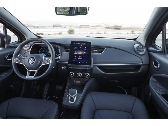 Prueba Renault ZOE 2020, ahora con 395 km de autonomía