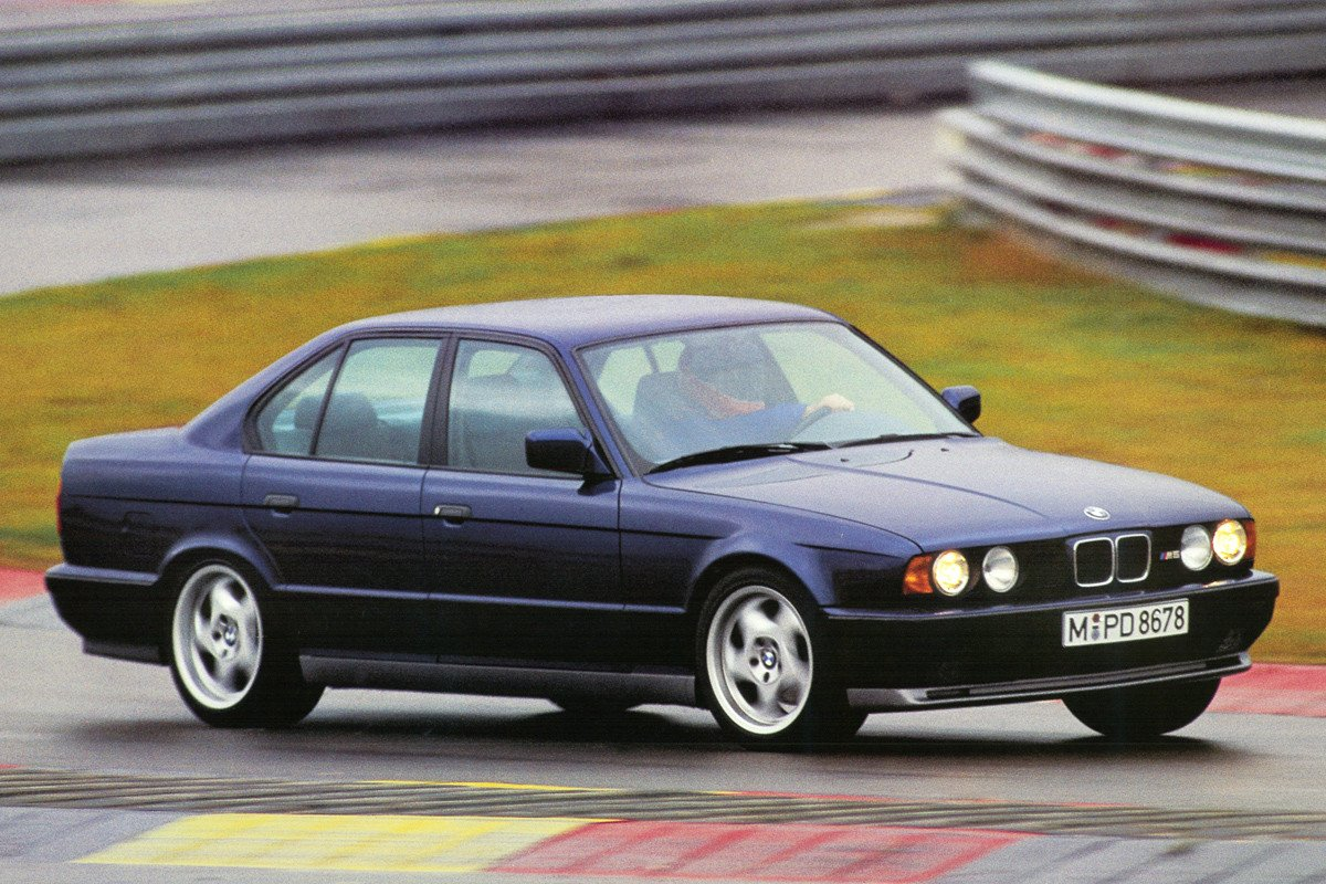 BMW M5 E34S