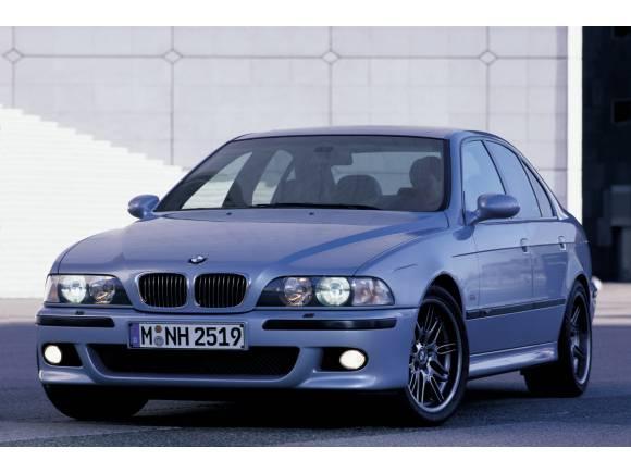 Repaso a la historia del BMW M5