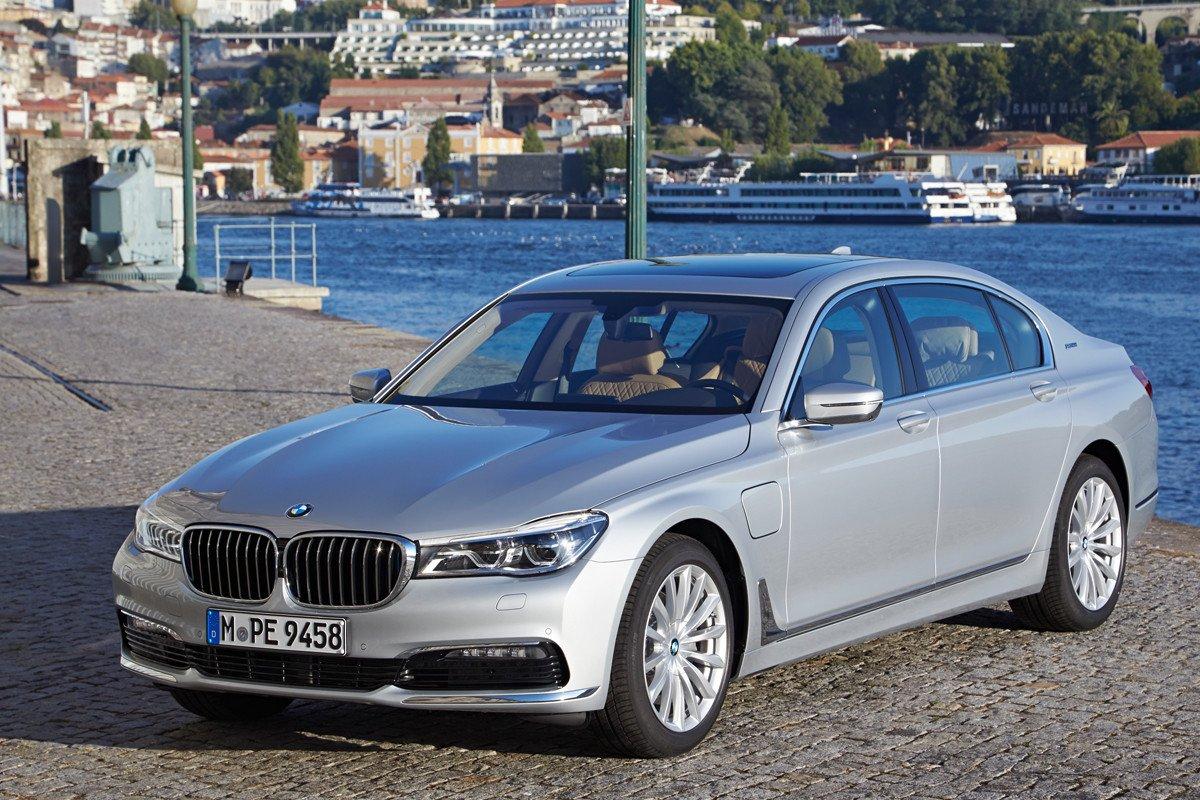 BMW Serie 7 PHEV