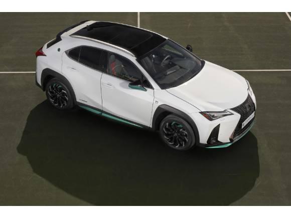 Lexus UX 250h Tennis Cup Edition: para los amantes del lujo y la raqueta