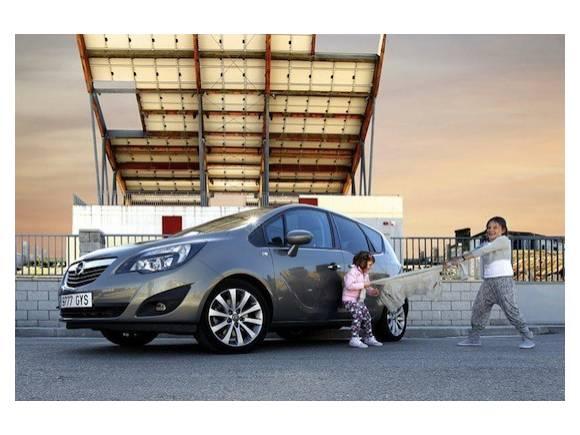 Prueba 10: Opel Meriva 1.7 CDTi Cosmo 130CV