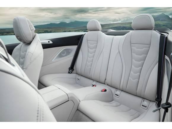 Nuevo BMW Serie 8 Cabrio: belleza sobre ruedas