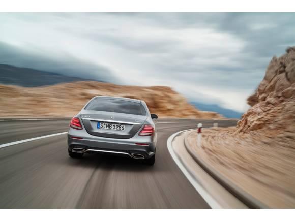 Nuevo Mercedes Clase E, mejorando lo presente
