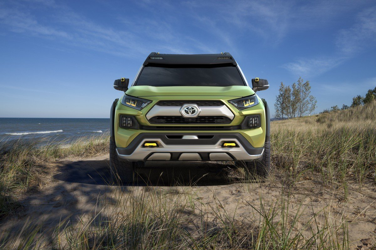 toyota Adventure Concept FT-AC