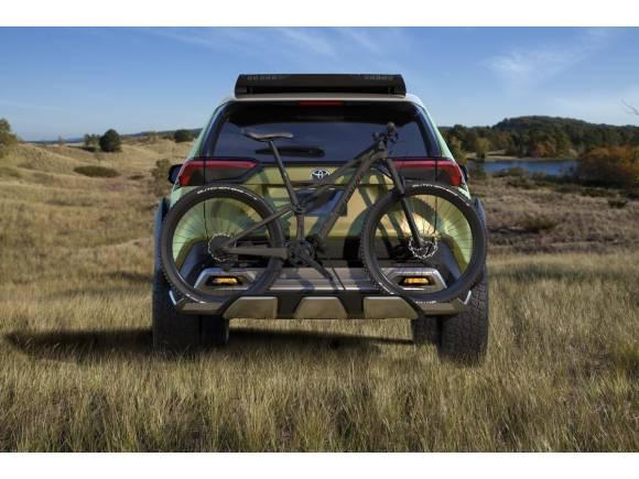 Toyota Adventure Concept FT-AC: ¿vuelve el auténtico 4x4?