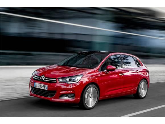 Opel y Citroën C4 comienzan 2016 liderando las ventas