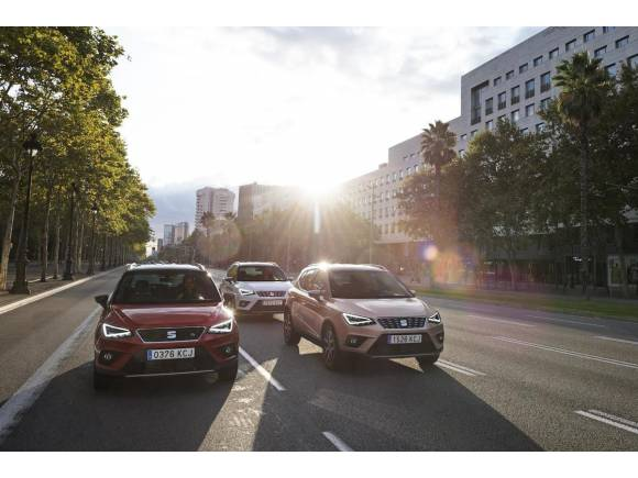 2017 cerró con 1,23 millones de coches vendidos, casi un 8% más