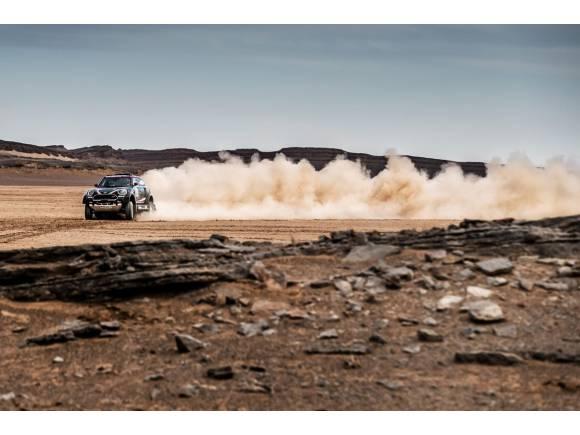 Nuevo Mini John Cooper Works Rally, para volver a reinar en el Dakar