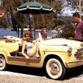 Los FIAT playeros: 500 y 600 Jolly Ghia