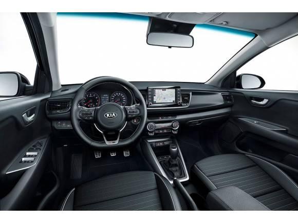 Así será el nuevo Kia Rio GT-Line, que veremos en Salón de Ginebra 2018