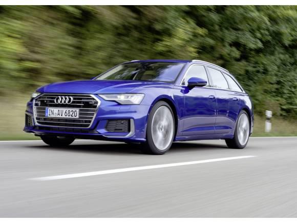 Nuevo Audi A6, elegante precisión