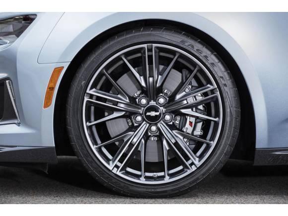 Chevrolet Camaro ZL1 Convertible, descapotable de 640 CV