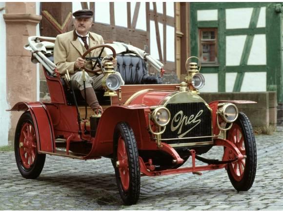 Opel cumple 120 años: 5 modelos para la historia