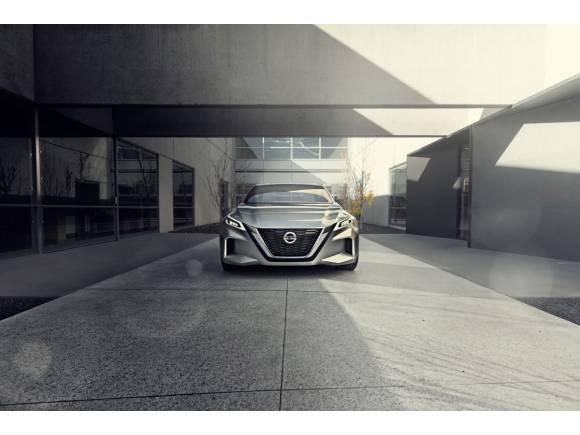 Nissan Vmotion 2.0, el lenguaje de diseño para los próximos años
