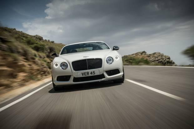 Bentley Continental GT V8 S Coupé y Cabrio