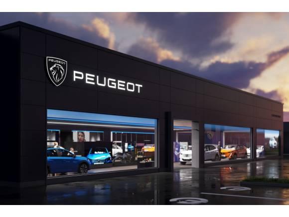 Peugeot estrena nuevo logo, inspirado en la insignia de los años 60