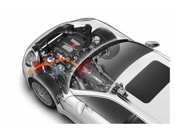 Porsche Panamera S E-Hybrid, probamos el primer híbrido enchufable de Porsche