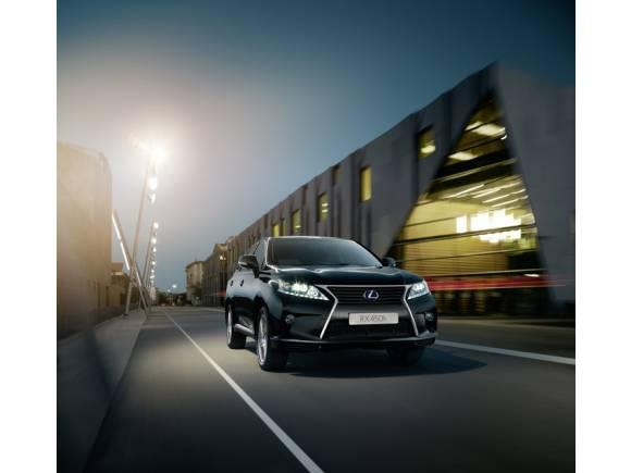 Nueva edición especial 25 aniversario para el Lexus RX 450h