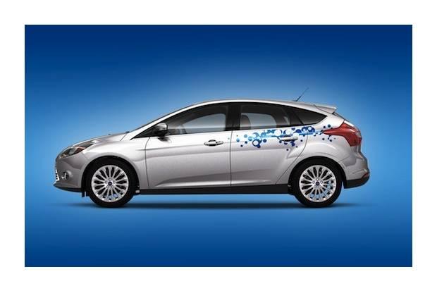 Personaliza tu Ford Focus con vinilos