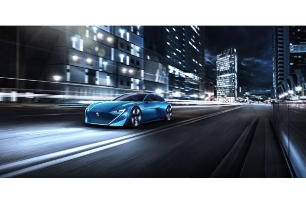 Peugeot Instinct Concept: deportivo híbrido para Ginebra