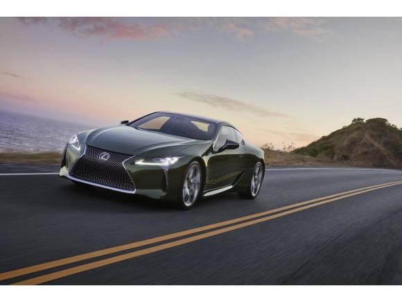 Nuevo Lexus LC 2020 Edición Limitada más exclusivo