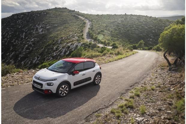 Citroën C3: ahora con cambio automático en el motor PureTech 110