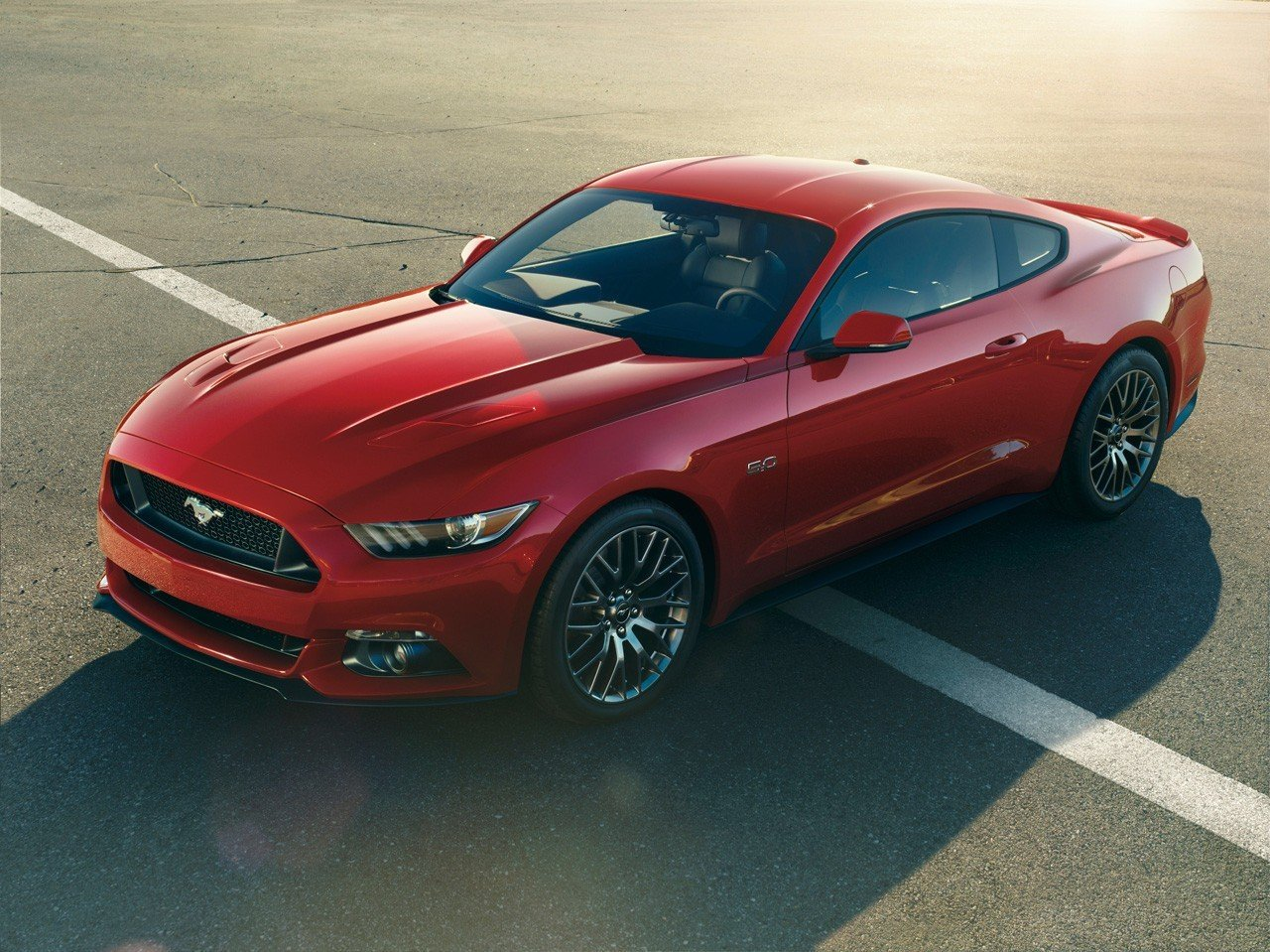 Ford Mustang Fastback 2015