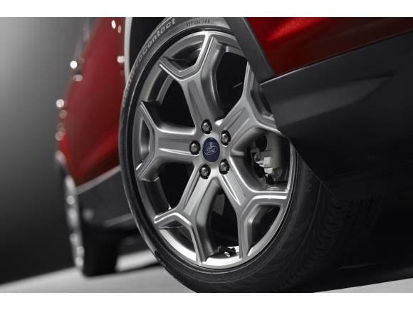 Ford desvela las líneas del futuro Kuga