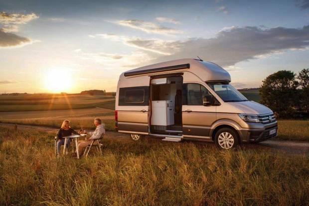 Nueva Volkswagen Grand California, el camper definitivo