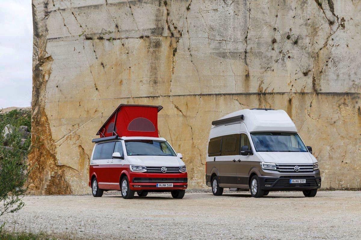 Nueva Volkswagen Grand California