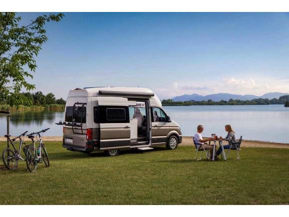 Nueva Volkswagen Grand California, el camper definitivo