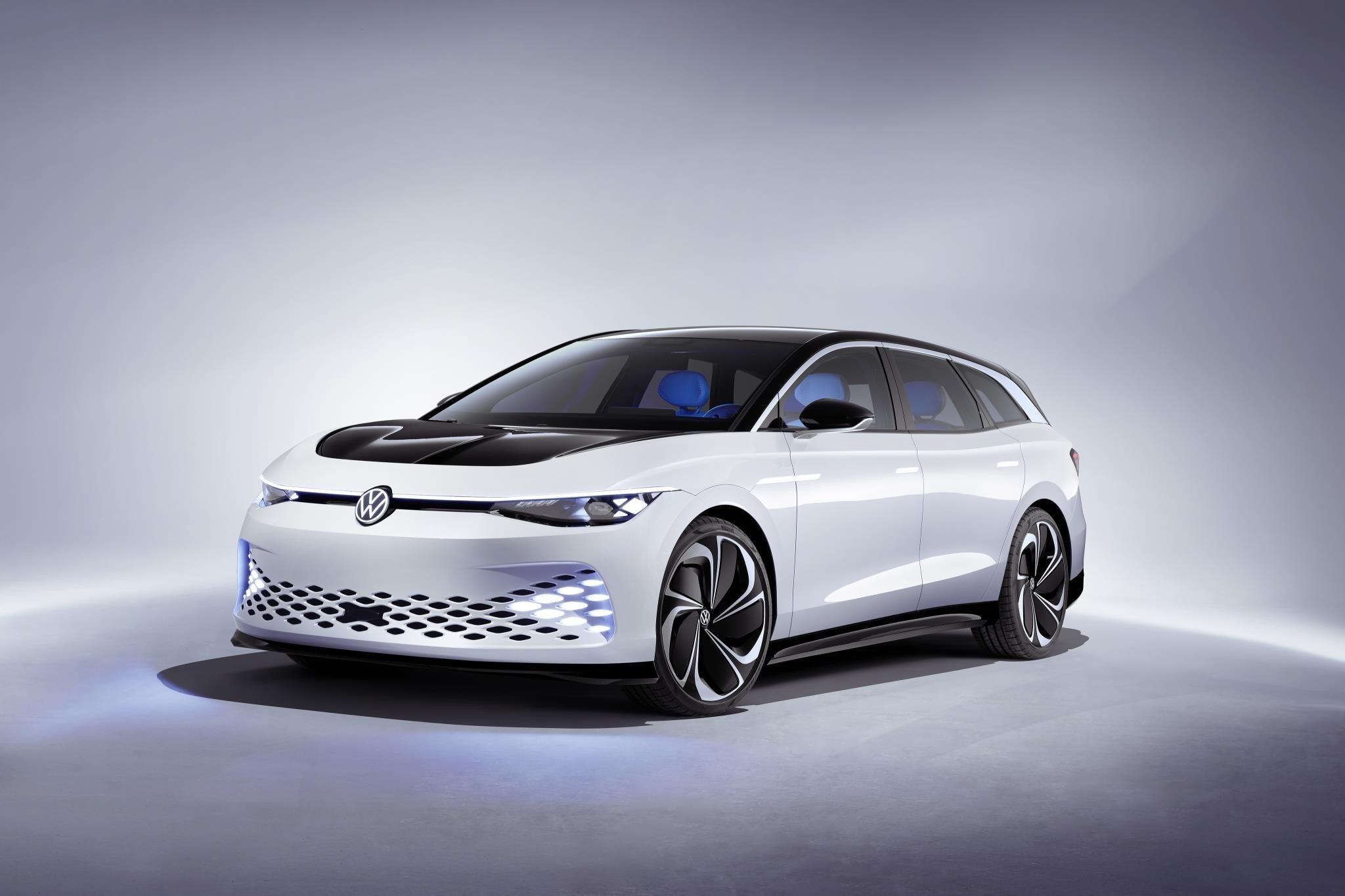 Volkswagen Space Vizzion