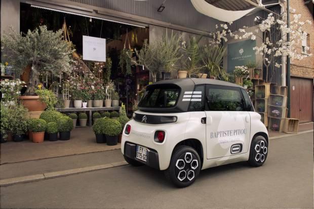 El Citroën Ami se vuelve comercial con la versión Cargo