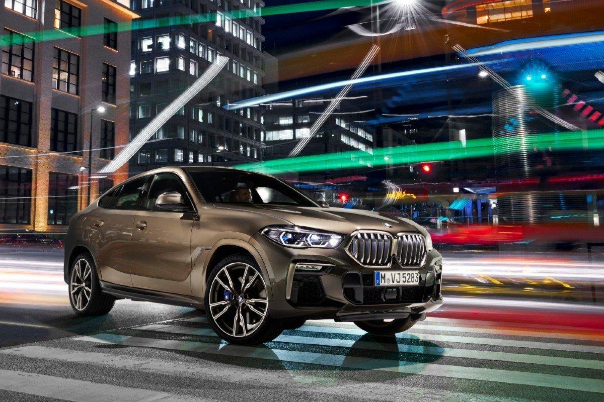 nuevo BMW X6 2020
