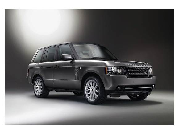 Range Rover 2012: diseño y equipo mejorado