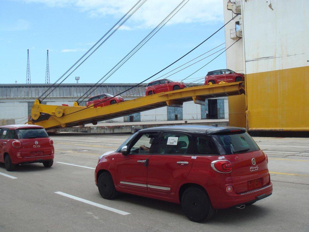 El Fiat 500 L Desembarca En Norteam 233 Rica