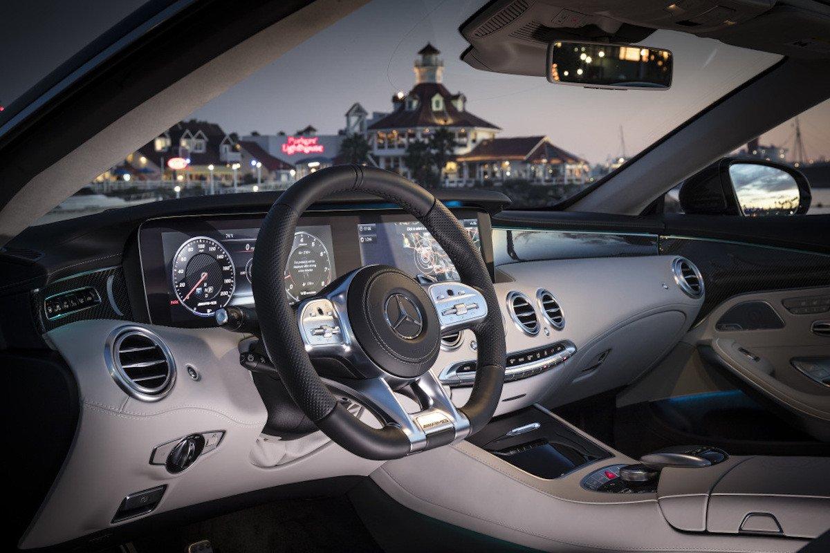 Mercedes-AMG S 63 4Matic+ Cabrio