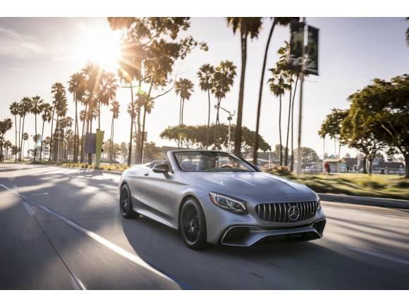 Nuevos Mercedes-AMG S 63 4Matic+ y S 65 Coupé y Cabrio