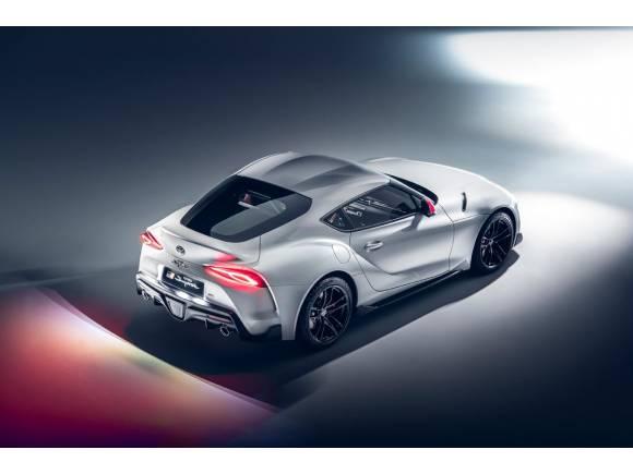 Nuevo motor de 258 CV para el Toyota GR Supra